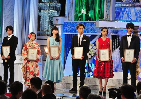 第38回日本アカデミー賞 第38回日本アカデミー賞 前の画像 次の画像  【第38回日本アカデミ