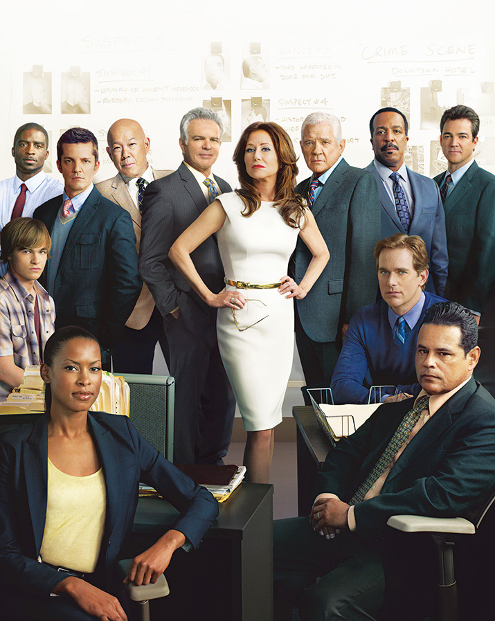 「MAJOR CRIMES ~重大犯罪課」 -(C) 2014 Warner Bros. Entertainment Inc. All rights reserved.