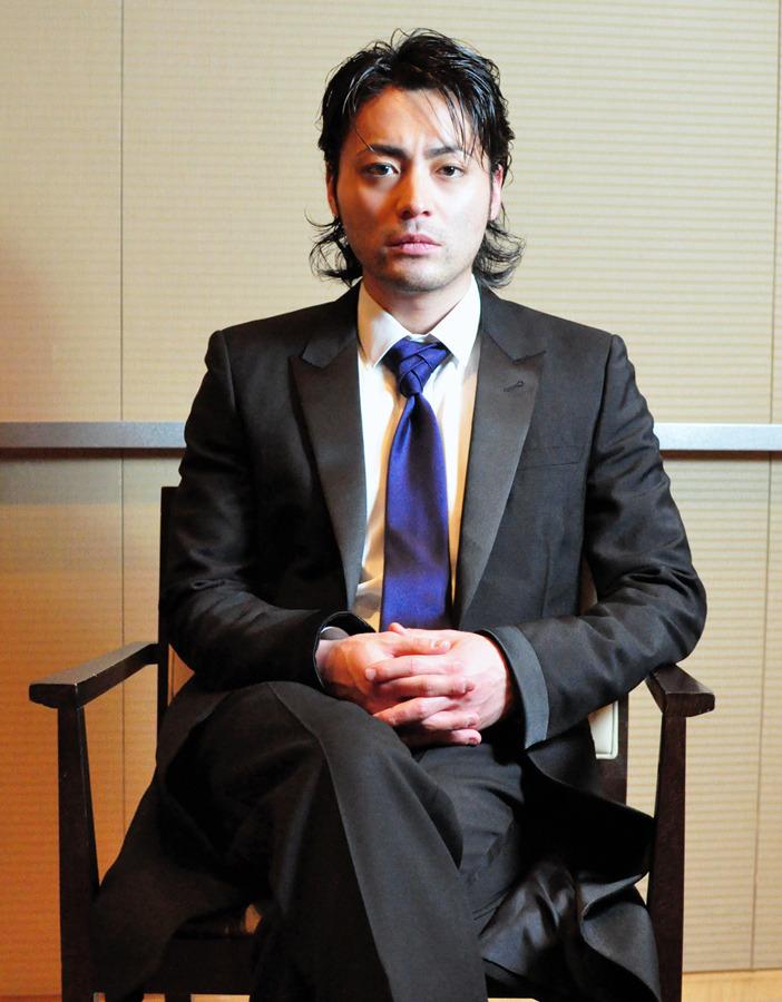 山田孝之『闇金ウシジマくん Part2』/PHOTO:Naoki Kurozu