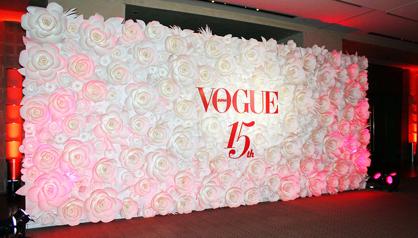 「VOGUE JAPAN Women of the Year 2014」&「VOGUE JAPAN Women of Our Time」授賞式