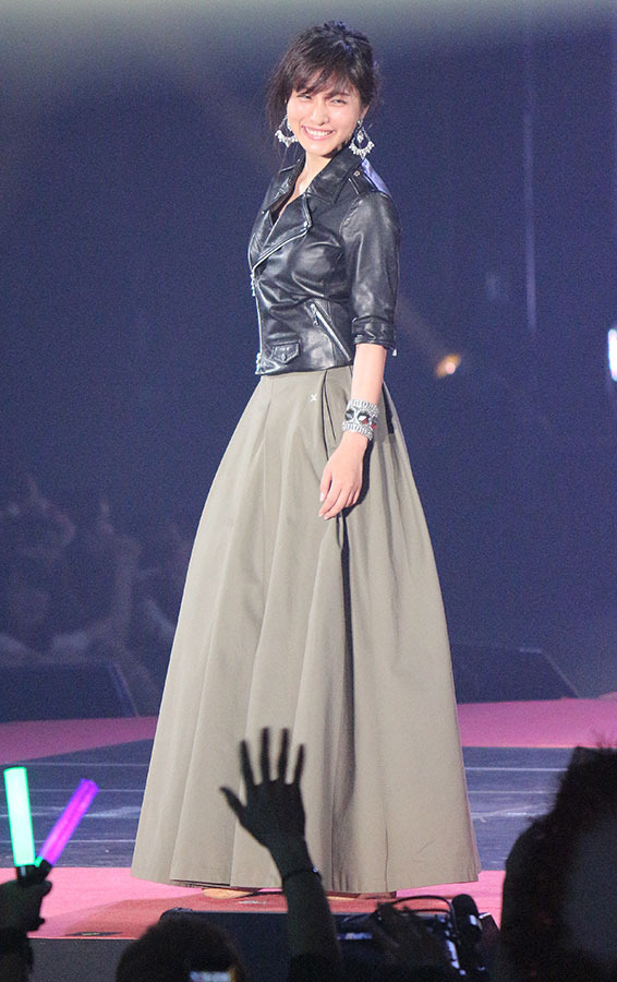 【GirlsAward2015 S/S】石原さとみ- (C) GirlsAward 2015 SPRING/SUMMER