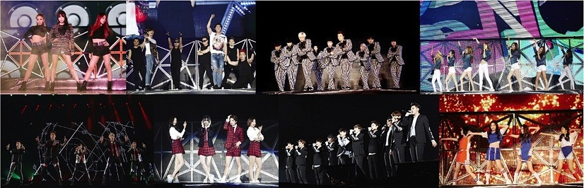 『SMTOWN THE STAGE-日本オリジナル版-』ー(C)2015 S.M. Culture & Contents CO.Ltd. ALL RIGHTS RESERVED