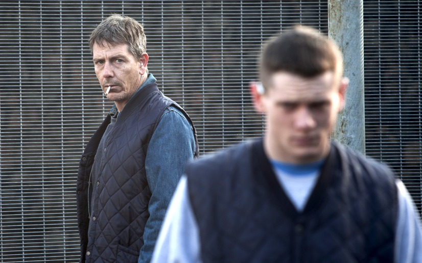 『名もなき塀の中の王』- (C)STARRED UP FILMS LIMITED AND CHANNEL FOUR TELEVISION CORPORATION 2013