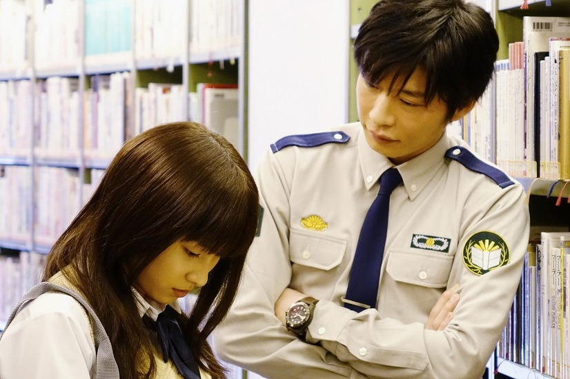 "スペシャルドラマ「図書館戦争 BOOK OF MEMORIES」- (C) 2015""Library Wars -LM-"" Movie Project"