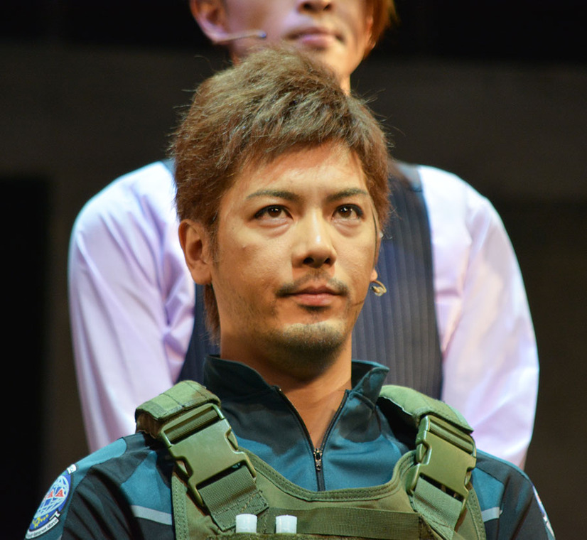 「BIOHAZARD THE STAGE」会見
