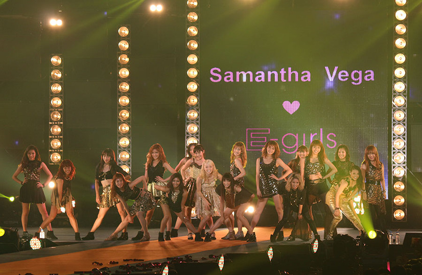 E-girls - (C) GIrlsAward 2015 AUTUMN/WINTER