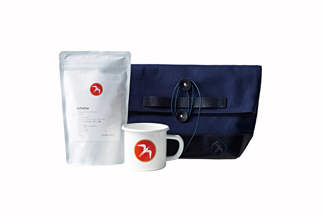 FUGLEN Outdoor Cafe Bag(2万2,000円)/FUGLEN COFFEE ROASTERS 小島賢治氏