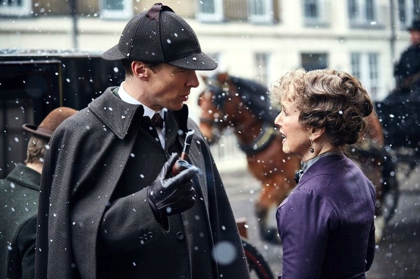 『SHERLOCK/シャーロック 忌まわしき花嫁』(C)2015 Hartswood Films Ltd. A Hartswood Films production for BBC Wales co-produced by Masterpiece. Distributed by BBC Worldwide Ltd.