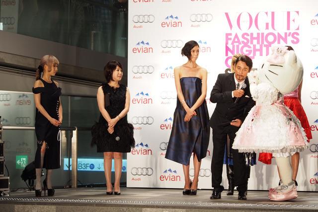 VOGUE主催「ファッションズ・ナイト・アウト」スタート! ハローキティ、ミリヤ登場 17枚目の写真・画像