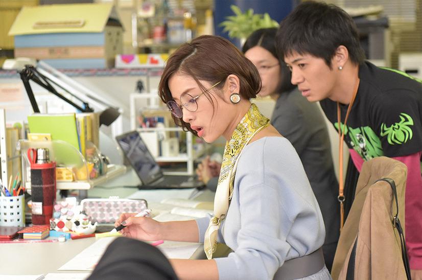 「地味にスゴイ! 校閲ガール・河野悦子第6話」的圖片搜尋結果