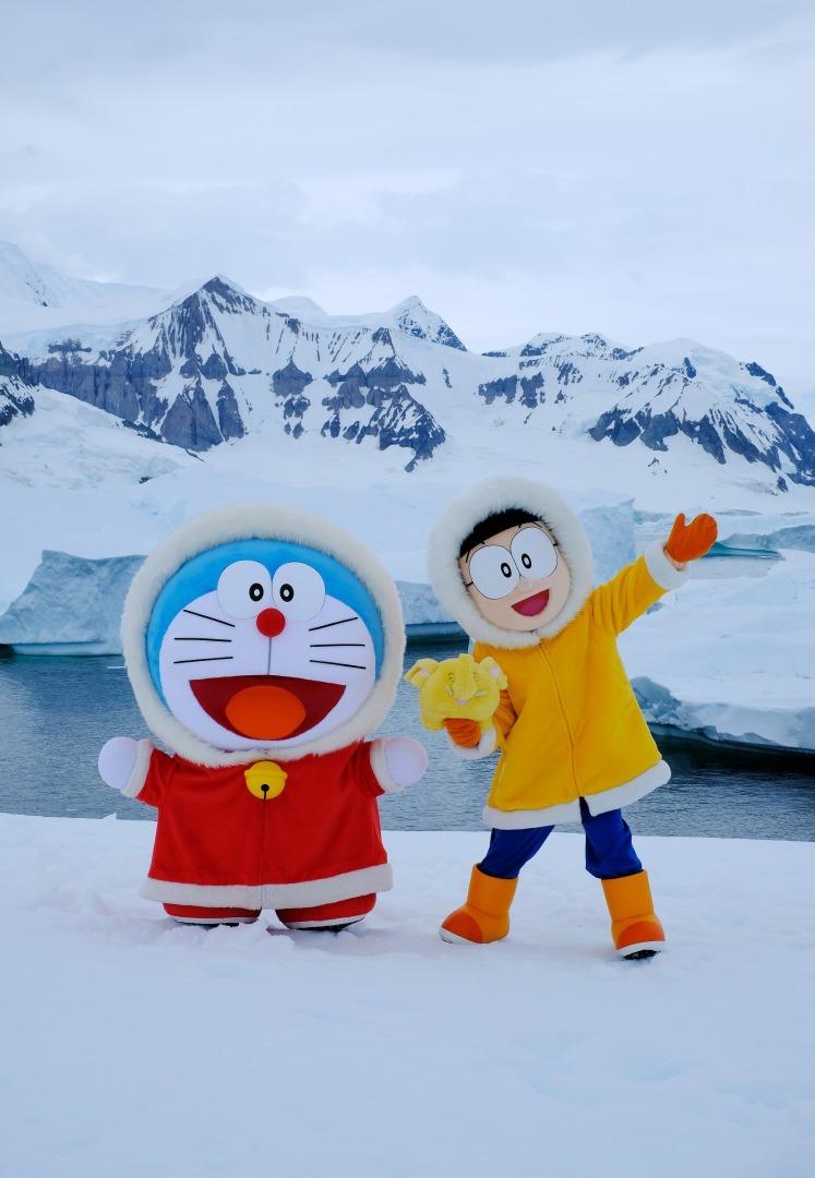 ドラえもん のび太の南極カチコチ大冒険の画像 p1_37