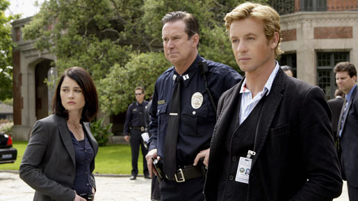 「THE MENTALIST メンタリストの捜査ファイル」TM &(C)Warner Bros. Entertainment Inc.