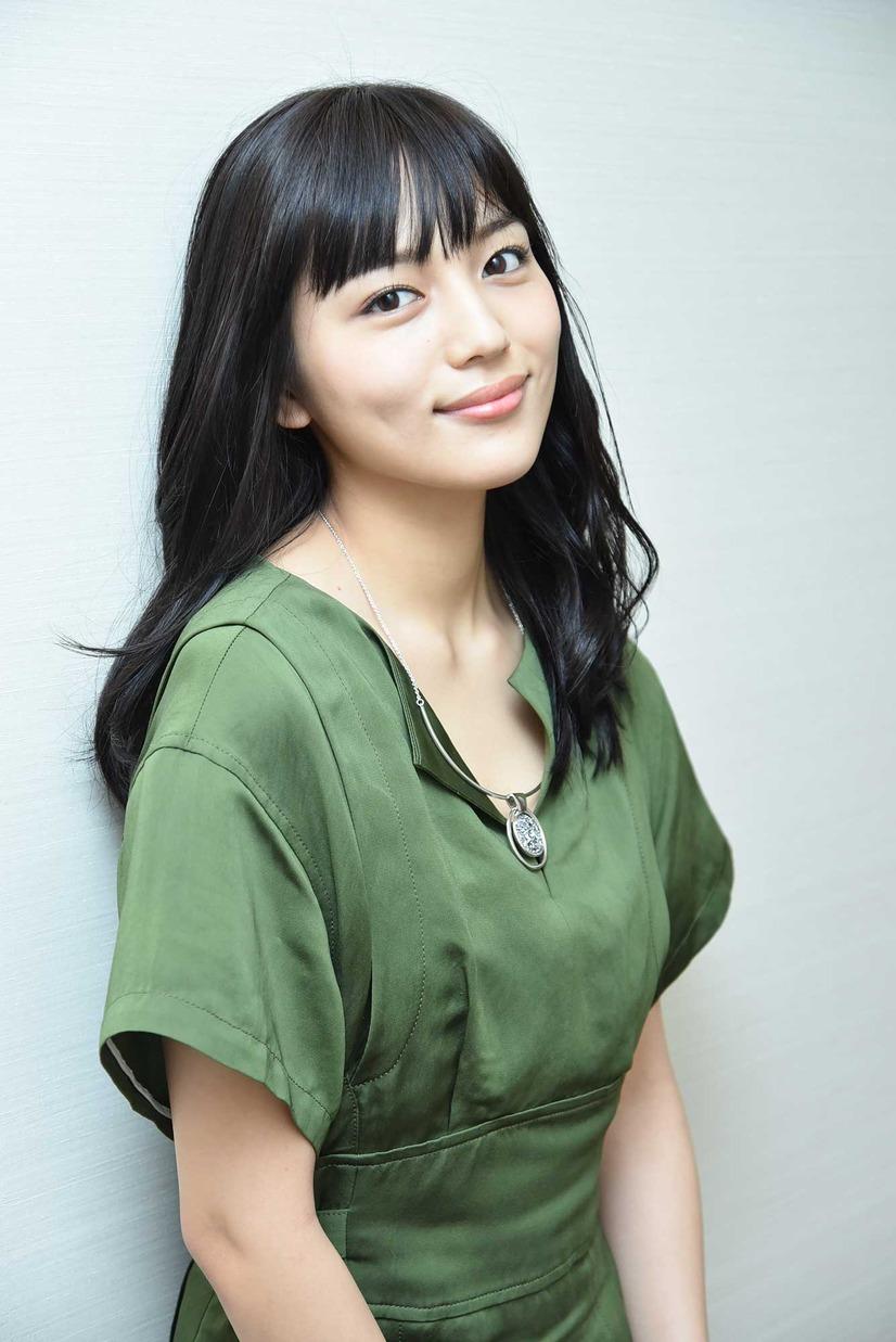 【インタビュー】川口春奈、制服女子高生役は「25歳になっても」衣装やメイクはスイッチ 2枚目の写真・画像