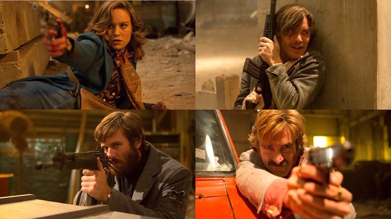 『フリー・ファイヤー』 (C) Rook Films Freefire Ltd/The British Film Institute/Channel Four Television Corporation 2016/Photo:Kerry Brown