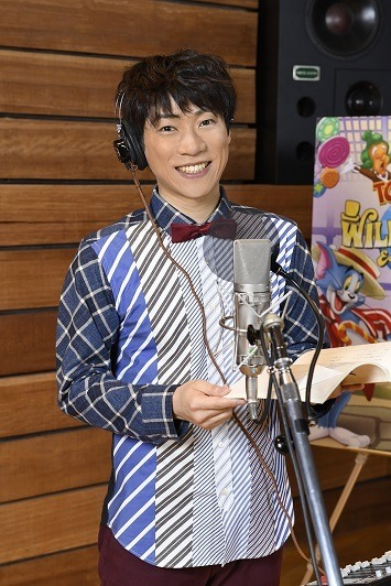 横山だいすけ 『トムとジェリー 夢のチョコレート工場』(c) Turner Entertainment Co. CHARLIE AND THE CHOCOLATE FACTORY and allrelated characters and elements are trademarks of and (c) Warner Bros.Entertainment Inc.