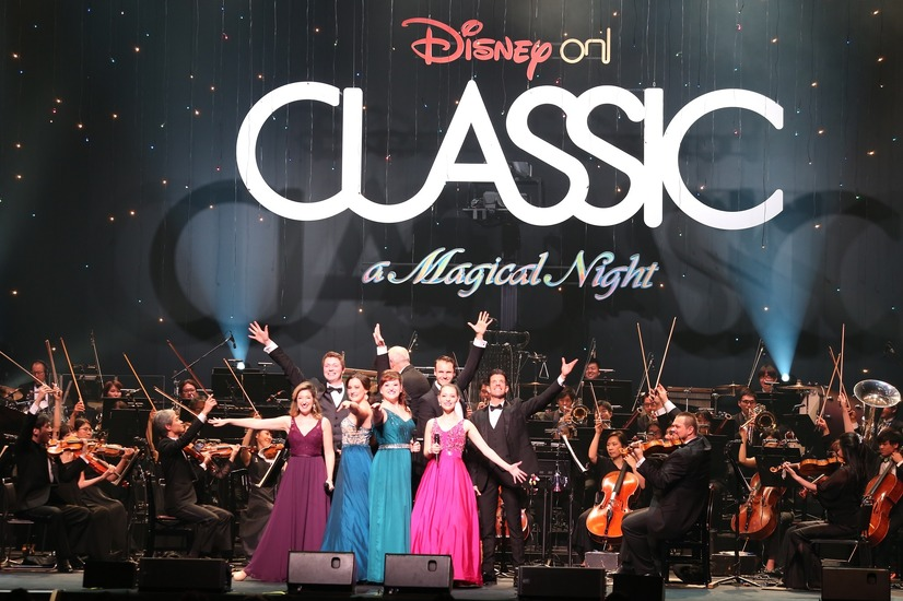 Presentation licensed by Disney Concerts (c) All rights reserved (c) Disney
