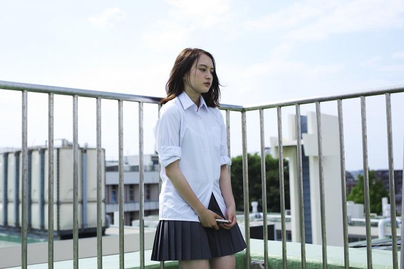 萩原みのり女子高生