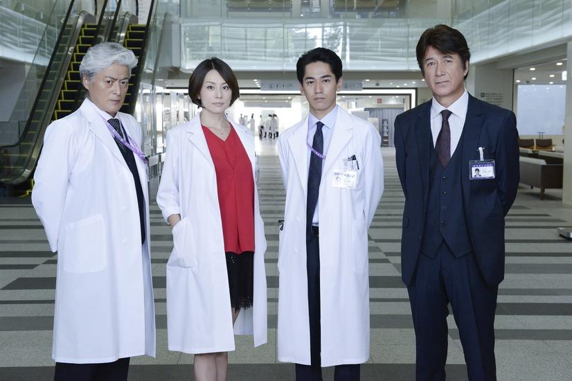 「野村周平、「ドクターX」に参戦! 米倉涼子と4年ぶりの共演」的圖片搜尋結果