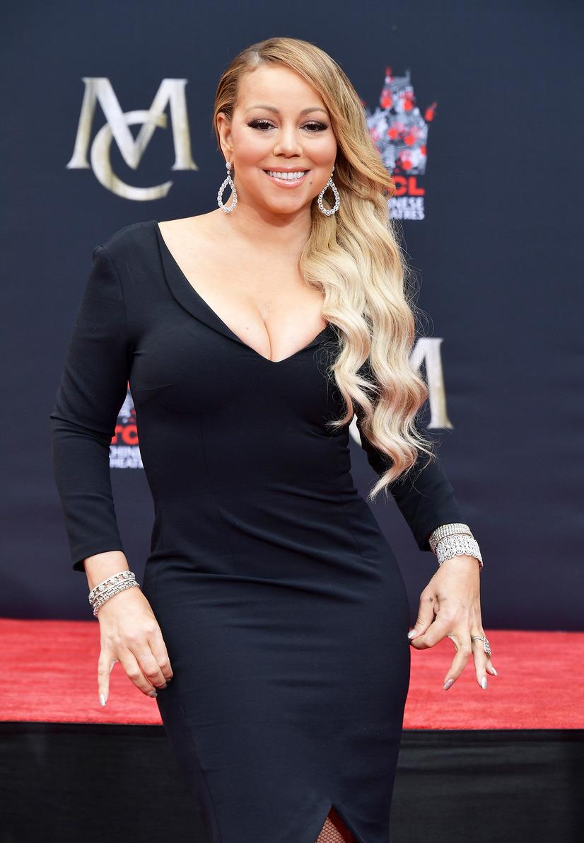 マライア・キャリー、減量手術で劇的ダイエット! 1枚目の写真・画像 | cinemacafe.net Mariah Carey