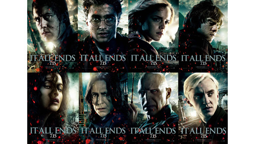 『ハリー・ポッターと死の秘宝 PART1』 -HARRY POTTER characters, names and related indicia are trademarks of and (C) Warner Bros. Entertainment Inc. Harry Potter Publishing Rights (C) J.K.R. (C) 2011 Warner Bros. Entertainment Inc. All rights reserved.