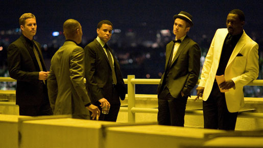 『Takers テイカーズ』 -(C) 2010 Screen Gems,Inc. All Rights Reserved.
