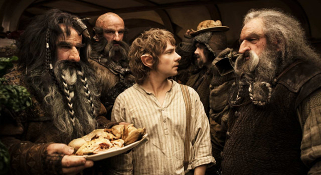 『ホビット 思いがけない冒険』 -(C)  2012 Warner Bros. Ent. All Rights Reserved.The Hobbit: An Unexpected Journey and The Hobbit, names of the characters, events, items and places therein, are trademarks of The Saul Zaentz Company d/b/a Middle-earth Enterprises under license to New Line Productions. Inc.