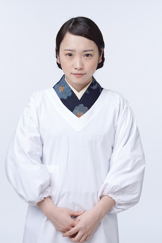 昭和の女性をも演じる川栄李奈