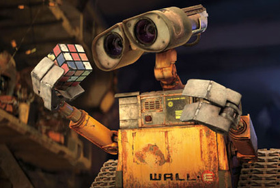 『WALL・E/ウォーリー』 -(C) WALT DISNEY PICTURES/PIXAR ANIMATION STUDIOS. ALL RIGHTS RESERVED.