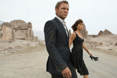 『007/慰めの報酬』 Quantum of Solace -(C) 2008 Danjaq, LLC, United Artists Corporation, Columbia Pictures Industries, Inc. All Rights Reserved.