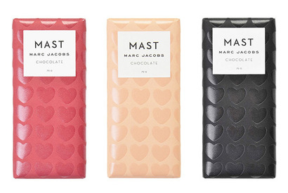 Valentine Mast Brothers Chocolate Bar 1,800円/マーク ジェイコブス
