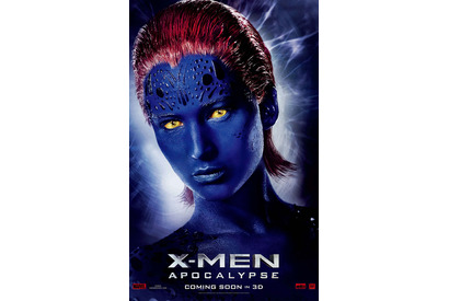 『X-MEN:アポカリプス』ミスティーク(c) 2016 MARVEL (c) 2016 Twentieth Century Fox