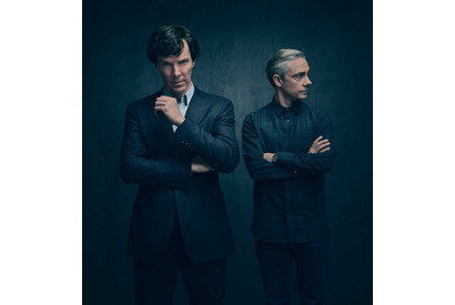 「SHERLOCK/シャーロック 4」(C)Hartswood Films 2016