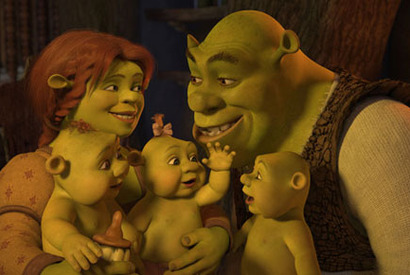 『シュレック3』 SHREK THE THIRD TM & -(c) 2007 DREAMWORKS ANIMATION LLC.