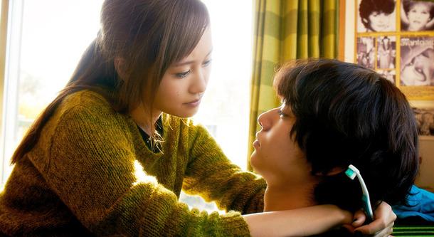 映画「さよなら歌舞伎町」の前田敦子
