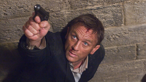 『007/慰めの報酬』 - Quantum of Solace (C) 2008 Danjaq, LLC, United Artists Corporation, Columbia Pictures Industries, Inc. All Rights Reserved.