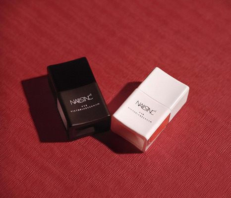 「VICTORIA,VICTORIA BECKHAM FOR NAIL INC」(4,700円/デュオセット8,400円)