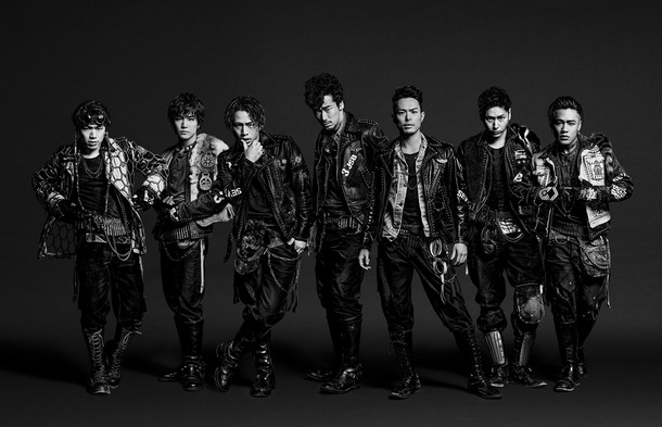 「三代目J Soul Brothers from EXILE TRIBE」