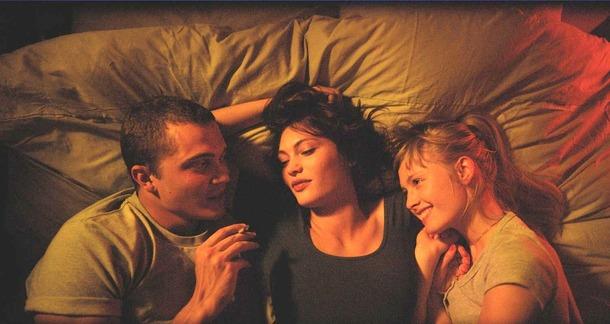 『LOVE【3D】』(C)2015 LES CINEMAS DE LA ZONE .