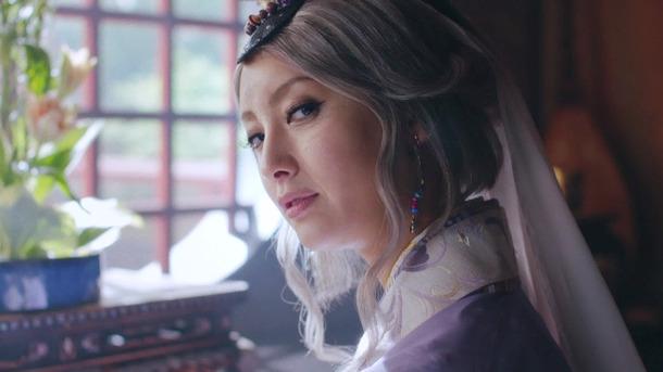 CMでおばあちゃん乙姫になる菜々緒