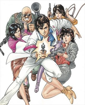 Original Manga「CITY HUNTER」(C)1985 by Tsukasa Hojo/North Stars Pictures, Inc. All Rights Reserved.