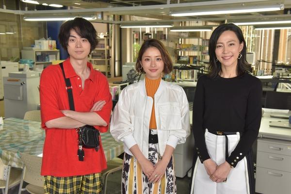 スペシャルドラマ「地味にスゴイ!DX 校閲ガール・河野悦子」