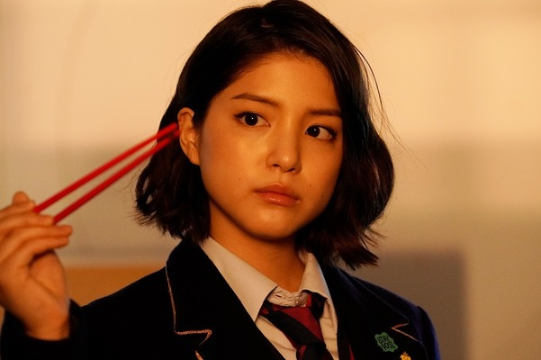 Netflixオリジナルドラマ「炎の転校生 REBORN」(C) Kazuhiko Shimamoto, SHOGAKUKAN/ J Storm Inc.