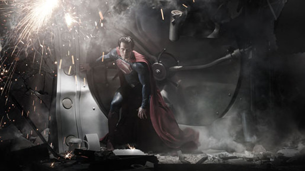 『Man of Steel』(原題)のビジュアルが解禁! -(C) Warner Bros. Ent. All Rights Reserved