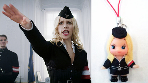 """キューピー人形が""""ナチス""""とまさかのコラボ! 入手条件はプロパガンダ遂行"""