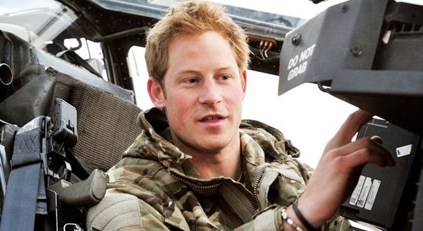 英ヘンリー王子、叔父になるのが...