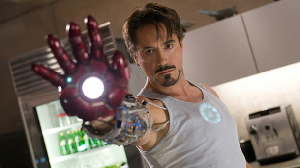 『Iron Man』 -(C)Splash/AFLO