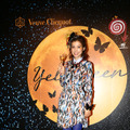 仲里依紗/「Veuve Clicquot Yelloween with The World of Tim Burton」