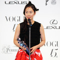 黒木華(女優)/「VOGUE JAPAN Women of the Year 2014」&「VOGUE JAPAN Women of Our Time」授賞式