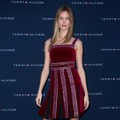 Behati Prinsloo wearing Hilfiger Collection. Photo Credit:  Stêphane Feugêre