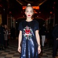 Rita Ora wearing Hilfiger Collection. Photo Credit:  Stêphane Feugêre